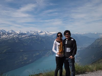 Interlaken at Switzerland