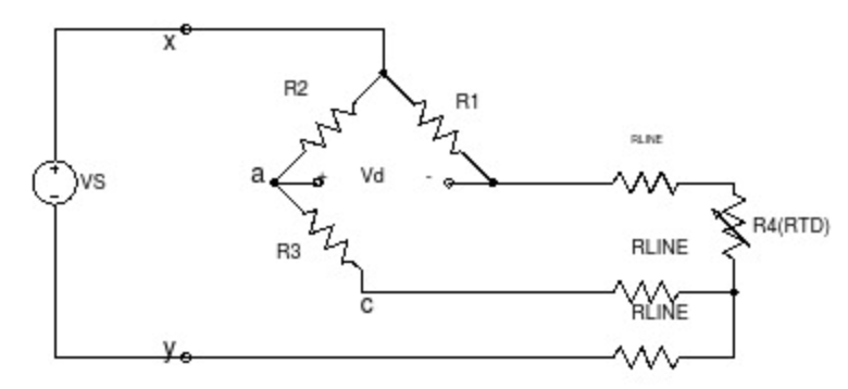 rtd connection diagram 2wire vs 3 wire  electrical