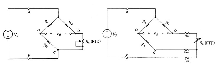 lab iv opamp signal conditioning circuit for 3 wire rtd bridge lab iv opamp signal conditioning circuit for 3 wire rtd bridge