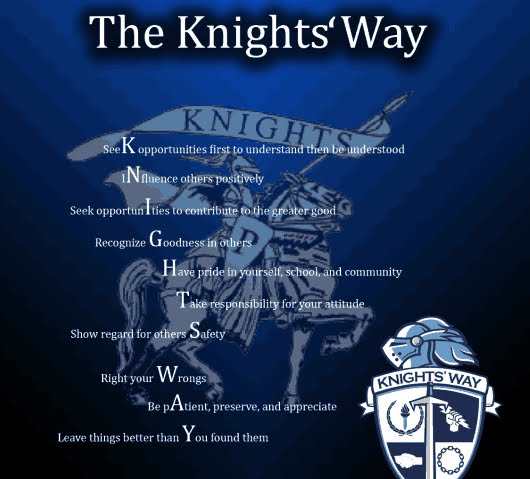 002 What is the Knights' Way - The Knights' Way