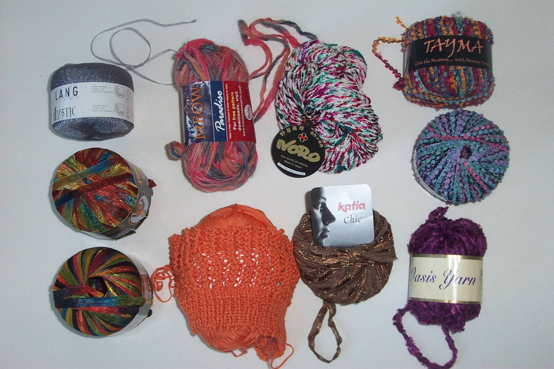 yarnbasket - knitsing