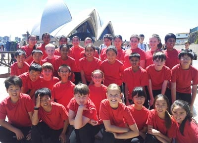 Choirs - KMEIA Conference 2014