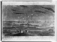 Ft. McHenry bombardment