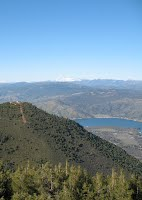 View from Wright Peak