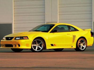 saleen s281 supercharged mustang mania. Black Bedroom Furniture Sets. Home Design Ideas