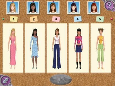 Fashion designer video game 51
