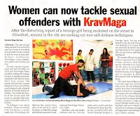 LADIES SELF-DEFENSE CLASS IN CHENNAI