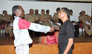Commissioner of Police Chennai Review
