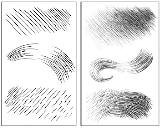 shading techniques the face of art