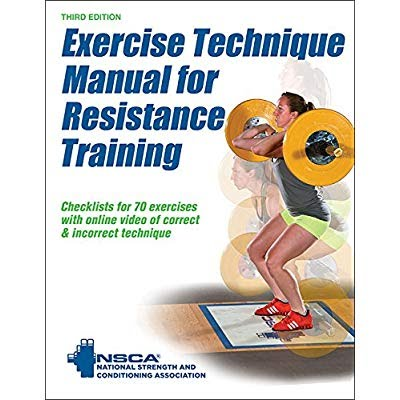 download exercise technique manual for resistance training 3rd