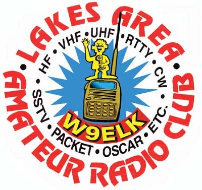 from Vincent navy amateur radio club