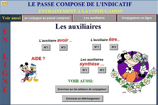 Rencontre conjugations french