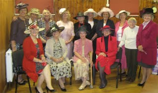 2015 AGM in hats!