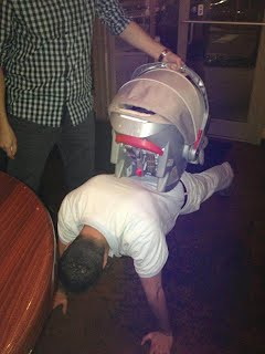 Planking at Nona Tap Room