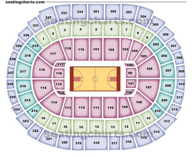 Los angeles lakers seating chart lakersseatingchart com