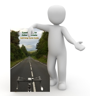 Lands End to John O'Groats Self Help Guide Book Cover Image