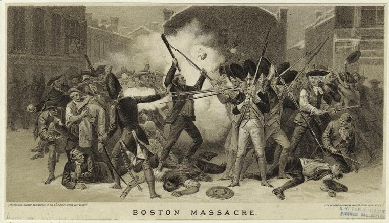 Today you will be making a breaking news report about the Boston Massacre.  Some of you will be creating a news report from the British Perspective  (BBC) and ...