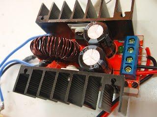 DIY UPS DC Controller - LaPastenague