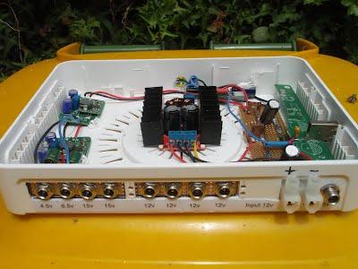 DIY UPS DC Controller - LaPastenague Dc Modem Wiring Harness on