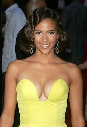 Paula Patton as Laura Charles in The Last Dragon Remake