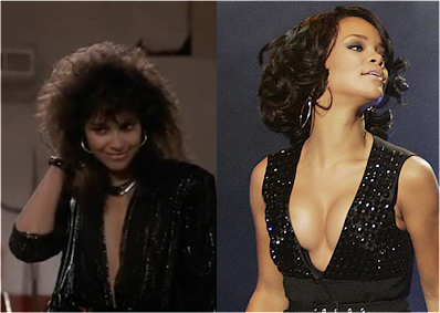 "Rihanna is rumored to be playing Laura Charles (Denise ""Vanity"" Matthews)  in The Last Dragon Remake"