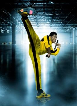 Pooch Hall Bruce Leroy in The Last Dragon Remake? Rumour.