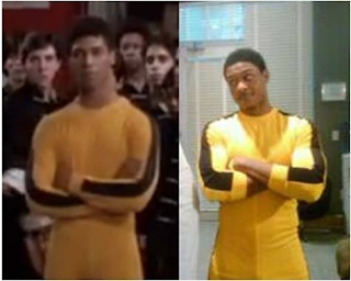 Would Pooh Hall make a Good Bruce Leroy in a Remake of The Last Dragon?
