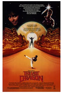 Berry Gordy's The Last Dragon Movie Poster (1985)