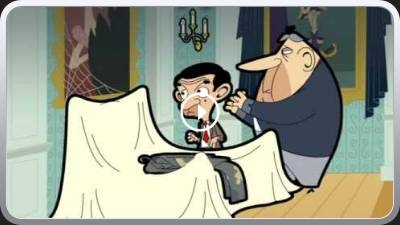 Mr Bean Animated Episode 43 (1/2) of 47