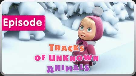Masha and The Bear - all episodes in English