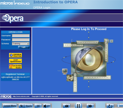 2. Opera PMS - Property Management System (PMS)