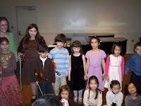 Private Violin Students in New York