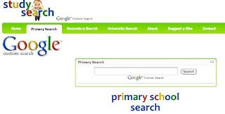 how to set google as primary search engine