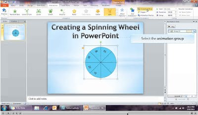 Wheel Of Fortune Template Powerpoint