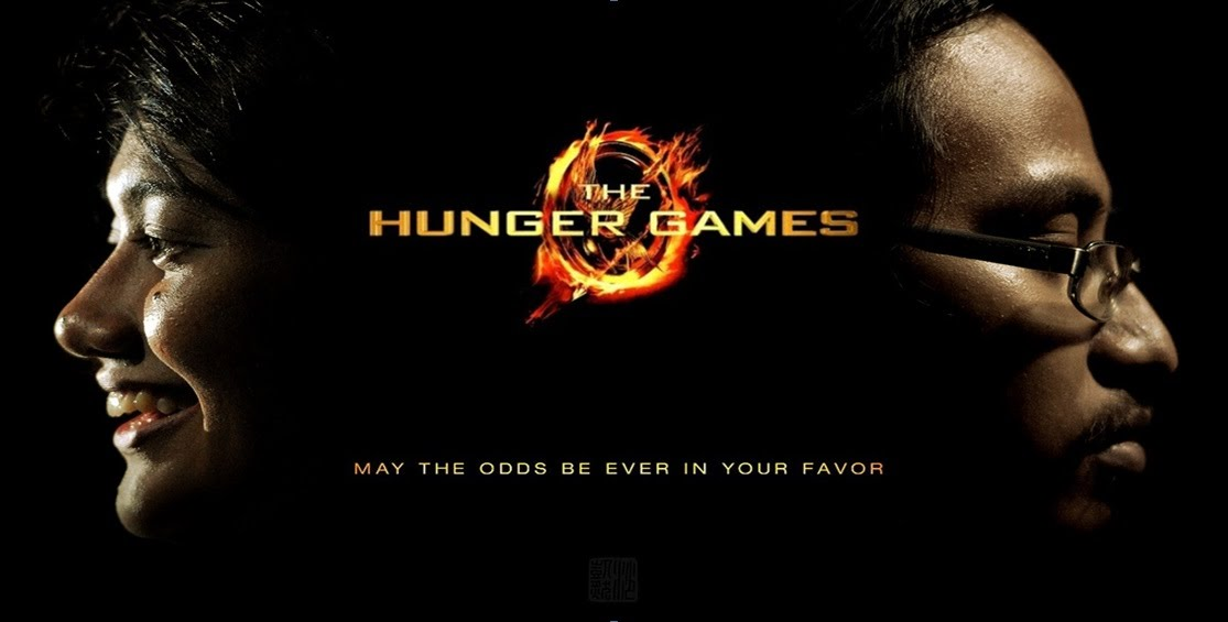 articles about the hunger games book