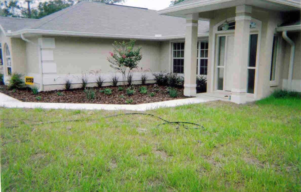 Landscaping lclandscapeservicesllc for Gardening and landscaping services