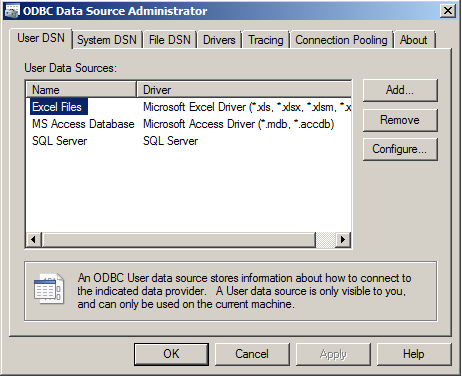 Auto IT Script to connect to Microsoft Access Database