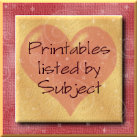 Printables, listed by subject
