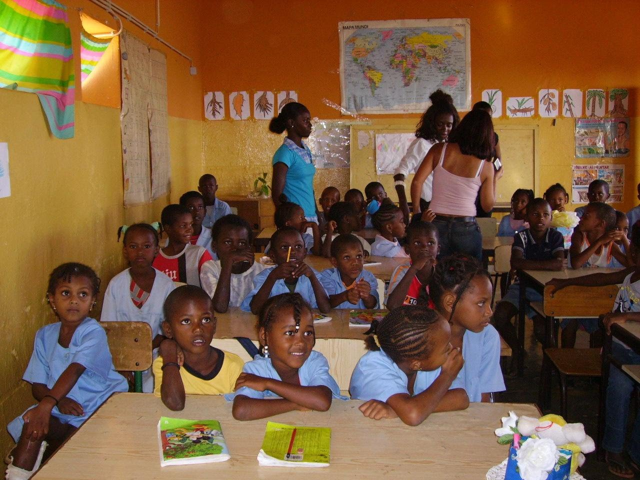 How to Help Achieve Universal Primary Education forecasting