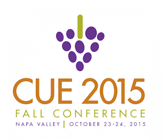 CUE 2015 Fall Conference logo