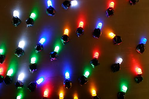 led 1990s are now widely available in many colors including orange yellow blue white and green now used in the fires of barricades danger signs of