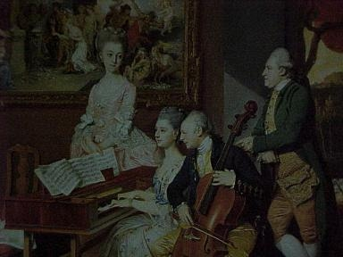 an essay on the melody harmony and form of the instrumental music in the classical period Baroque melodies, vocal and instrumental, made prominent use of melodic sequence, the repetition of a short motif at a higher or lower pitch (encarta) the principle melody in baroque music was supported by a written bass line, the basso continuo, played by a viol, cello or bassoon.