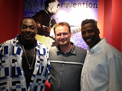 Clinton Kelly Jr, Terrence Cash, Bishop Lester Franklin Jr