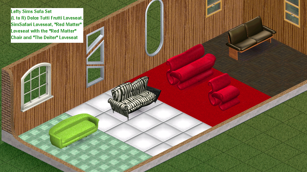 Sofa Set Screenshot