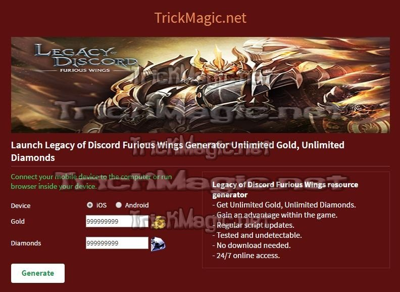 legacy of discord furious wings hack - Legacy of Discord Mod Apk v2.four.2