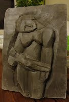 Reproduction de Maternité - Zadkine