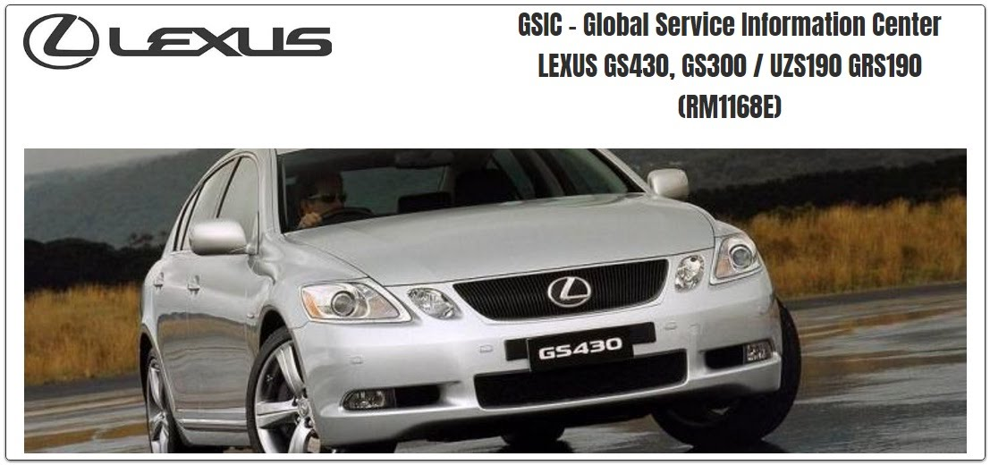 https://sites.google.com/site/lexusservicemanuals/gs430