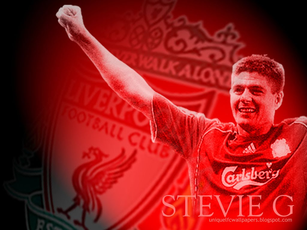 Steven Gerrard Liverpool wallpaper
