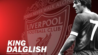 King Kenny Dalglish Liverpool FC Wallpaper