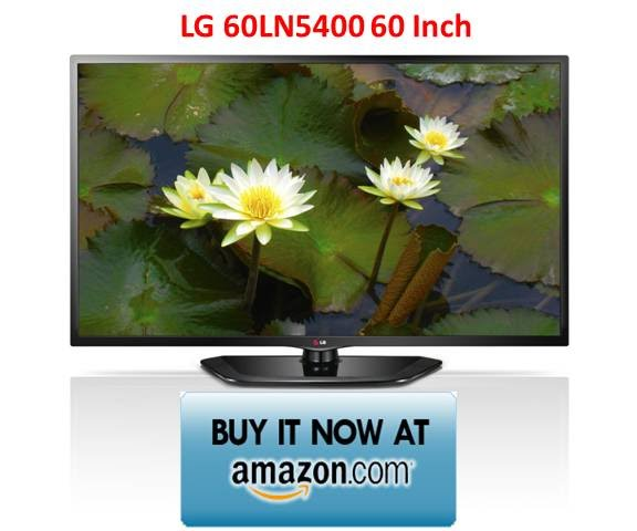 LG 60LN5400 60 Inch LED-LCD HDTV with Smart Share Full HD